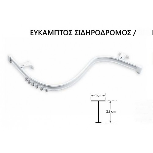 ΣΙΔΗΡΟΔΡΟΜΟΣ-ΕΥΚΑΜΠΤΟΣ